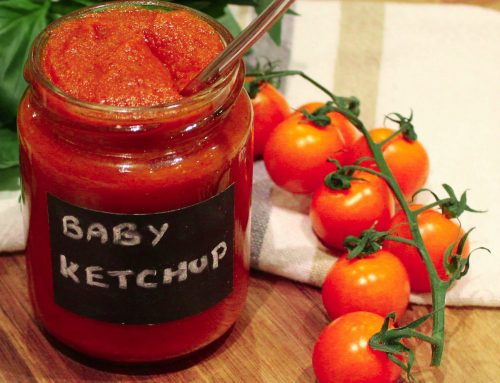 Baby Ketchup